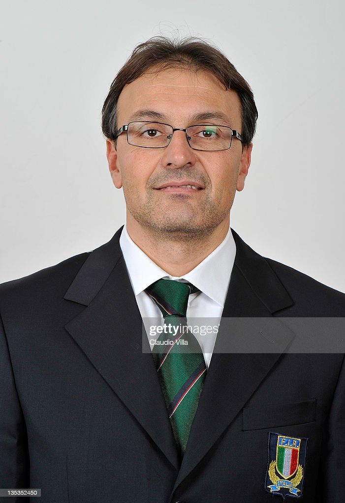Italy U20 Rugby Union Portrait Session : News Photo