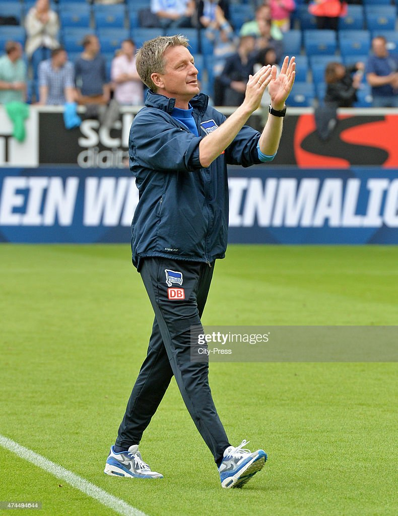 TSG Hoffenheim v Hertha BSC - Bundesliga : News Photo
