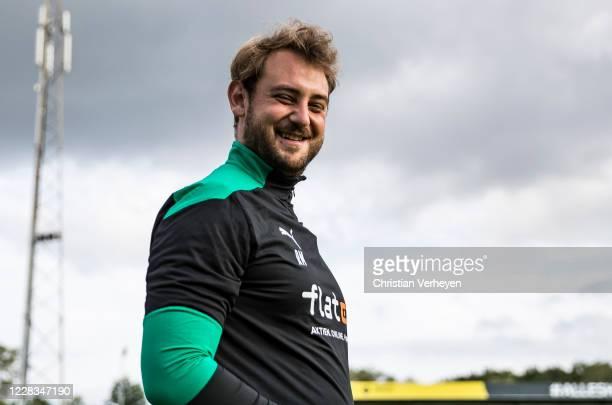Assistant Coach Rene Maric of Borussia Moenchengladbach is seen ahead the preseason friendly match between VVV-Venlo and Borussia Moenchengladbach at...