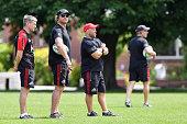 christchurch new zealand assistant coach ronan