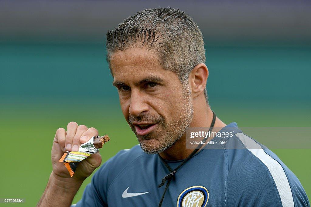 FC Internazionale Training Session