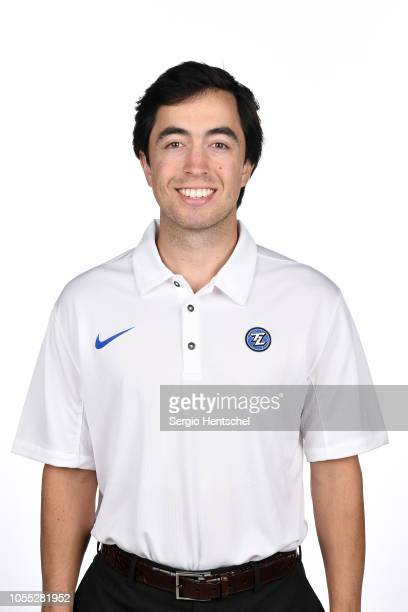 Assistant Coach Zach Chu of the Texas Legends poses for a head shot during the NBA GLeague media day at Dr Pepper Arena in Frisco Texas NOTE TO USER...
