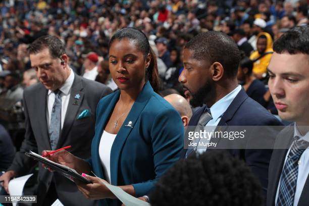 Assistant coaches Niele Ivey and Scoonie Penn looks on during the game on January 17 2020 at FedExForum in Memphis Tennessee NOTE TO USER User...