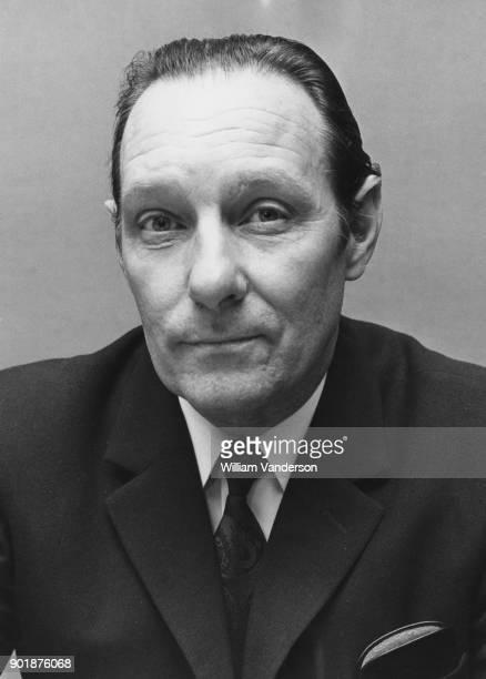 Assistant Commissioner Ernest Radcliffe Bond of the Metropolitan Police August 1973
