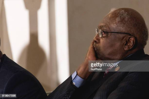 Assistant Democarat Leader James Clyburn is a featured speaker at the Commemoration of the Bicentennial of the Birth of Frederick Douglass in...