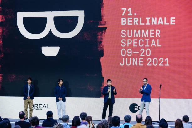 "DEU: ""Guzen To Sozo"" (Wheel of Fortune and Fantasy) Premiere - 71st Berlinale International Film Festival Summer Special"