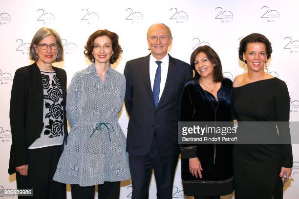 Assistant DirectorGeneral for Natural Sciences Doctor Flavia Schlegl DirectorGeneral of the UNESCO Audrey Azoulay Chairman Chief Executive Officer of...