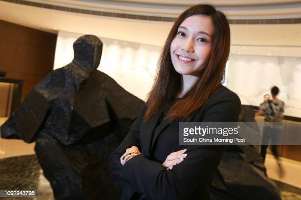 Assistant Human Resources Manager Jacqueline Cheng at the Cordis Hotel in Mong Kok 07JUN17 SCMP / David Wong