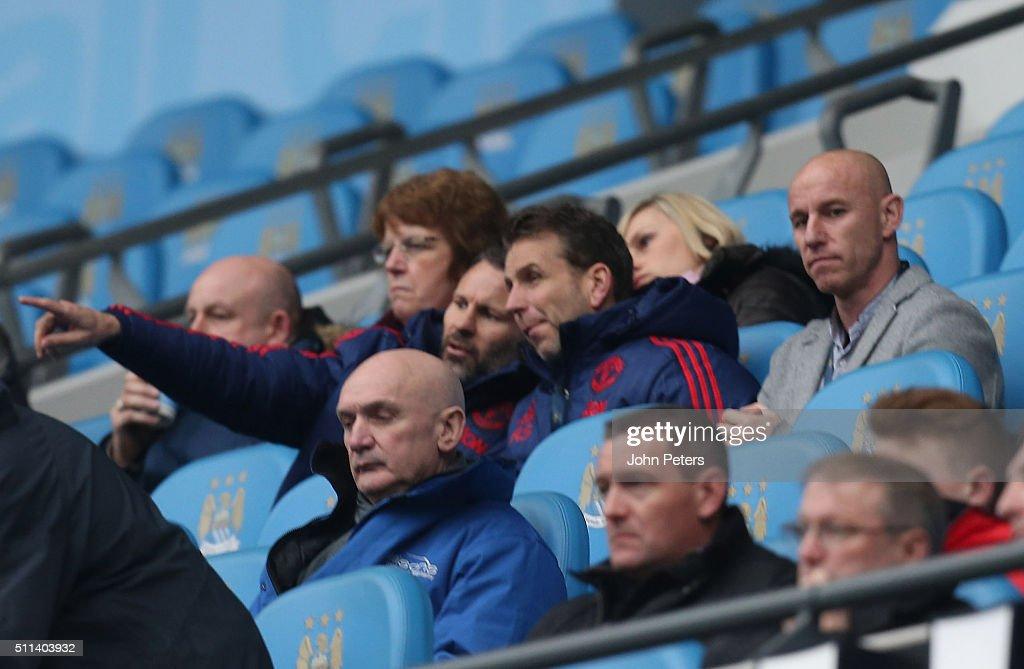 Manchester City v Manchester United: U21 Premier League