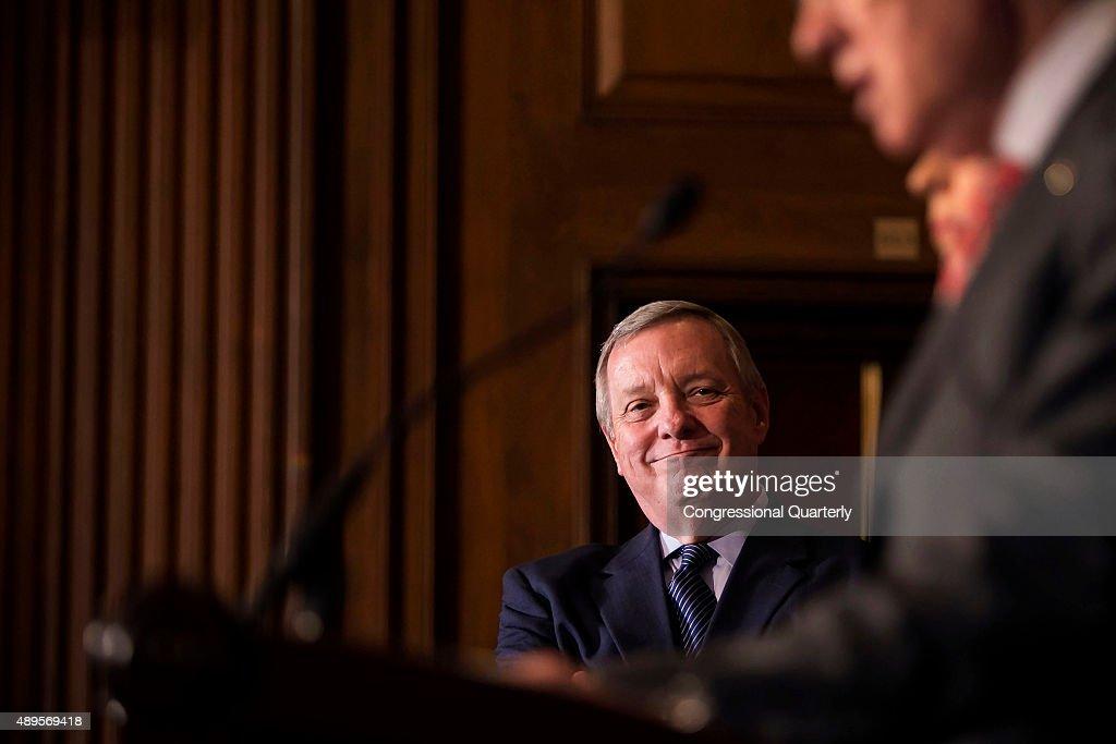 Sen. Richard Durbin : News Photo