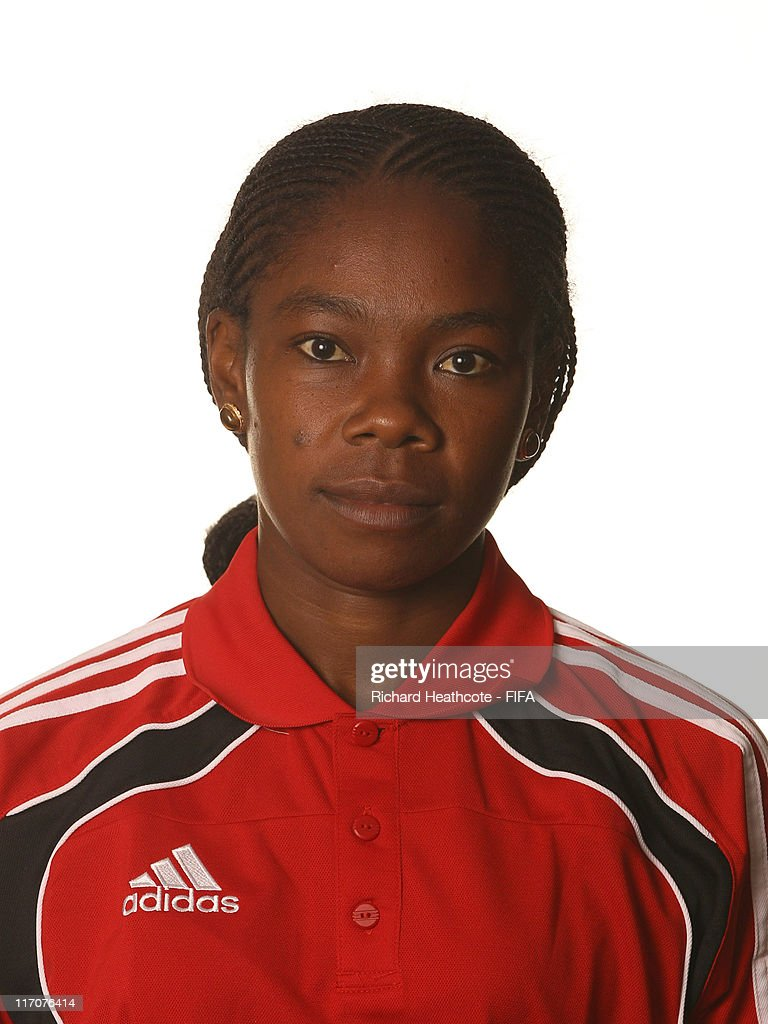 Referee And Assistant Referee Portraits - 2011 FIFA Women's World Cup : News Photo