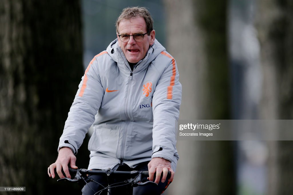 NLD: Netherlands Training Session