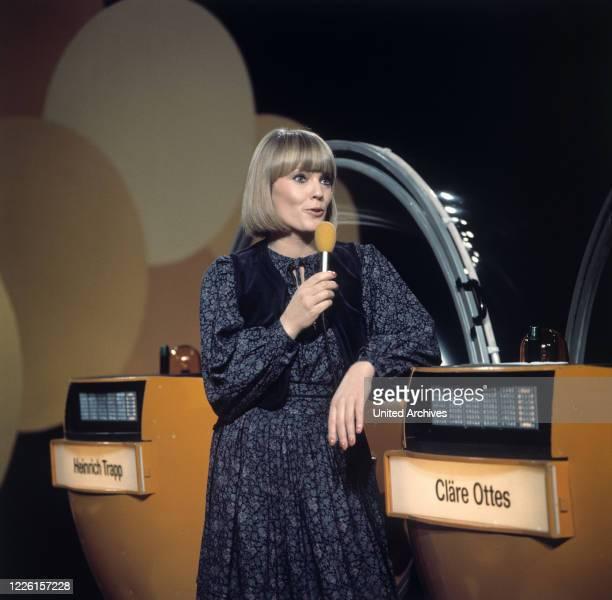 Assistentin BEATE HOPF Sendung vom 2141977