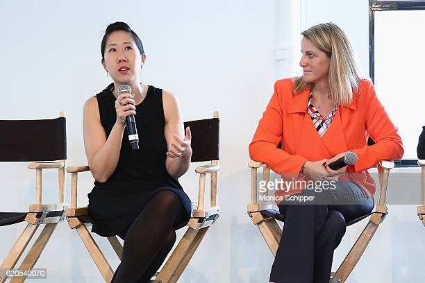 Associate Dean and Chief Innovation Officer at Columbia Business School and Founder of 37 Angels Angela Lee and CoFounder of Plum Alley Investments...