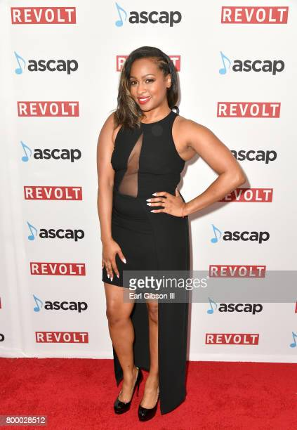 Associate Director Moya Nkruma at the ASCAP 2017 Rhythm Soul Music Awards at the Beverly Wilshire Four Seasons Hotel on June 22 2017 in Beverly Hills...