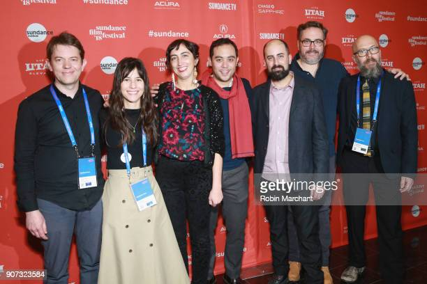 Associate Producer Emma Baiada attends the 'Wont You Be My Neighbor' Premiere during 2018 Sundance Film Festival at Rose Wagner Performing Arts...