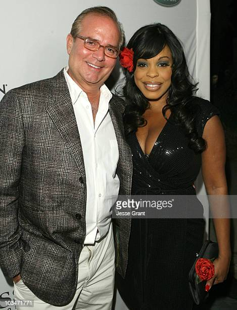 Associate Publisher of Esquire Stephen Jacoby and actress Niecy Nash arrive at VH1 Save The Music Foundation and Esquire Magazine Benefit held at...