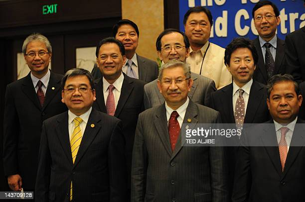 Association of Southeast Asian Nations Finance ministers central governors plus three China Japan and South Korea Philippine central Bank governor...
