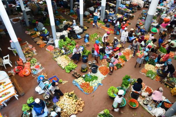 Assomada market Cape Verde