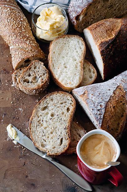 Assorted Bread Wall Art