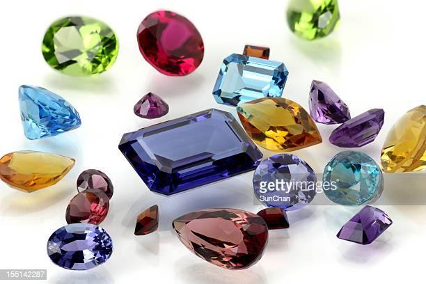 Assorted Gemstones