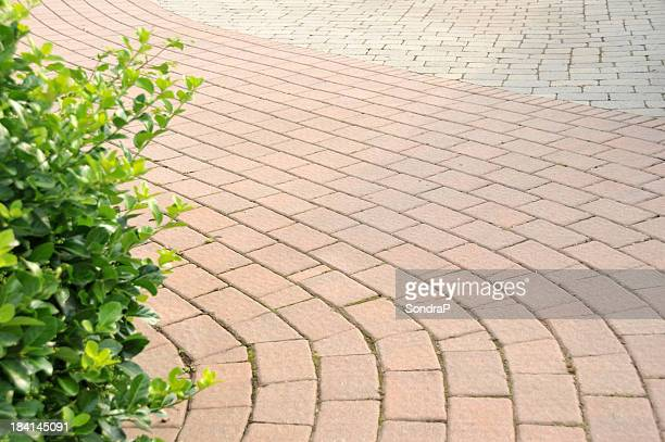 assorted pavers - paving stone stock pictures, royalty-free photos & images
