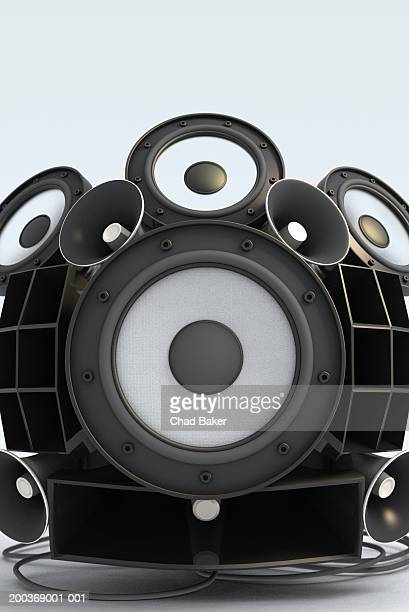 Assorted speakers (Digital)