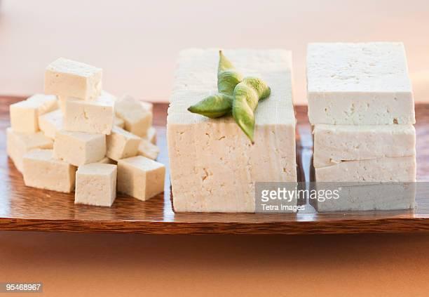 Assorted tofu
