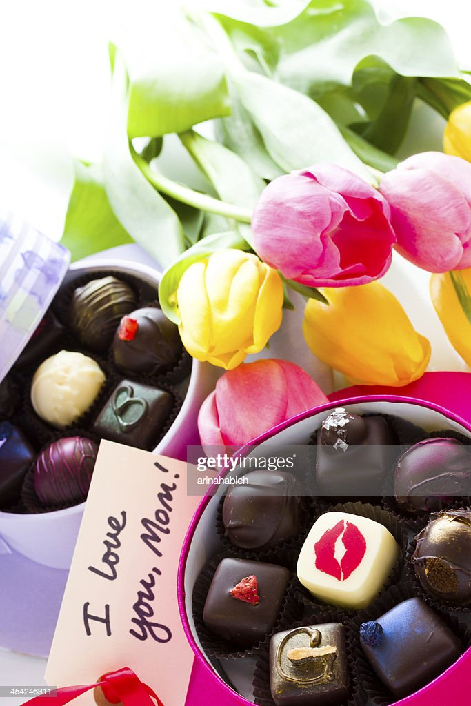 Assorted truffles : Stock Photo