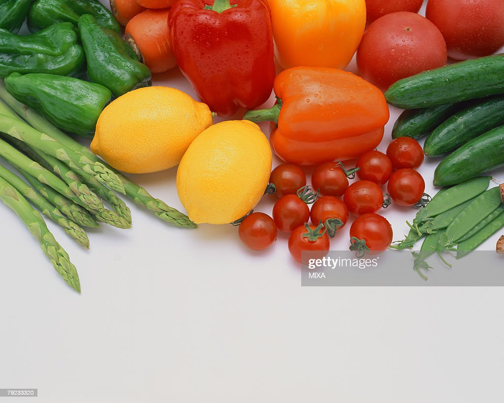 Assorted Vegetable : Stock Photo