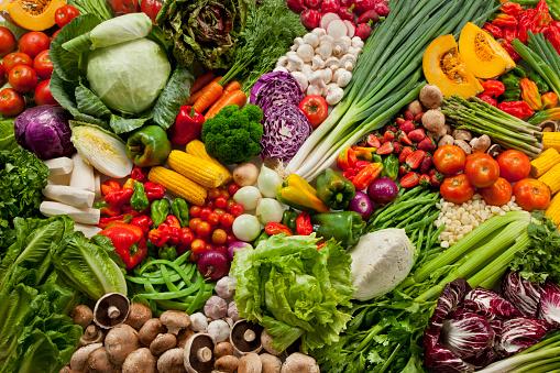 Assorted Vegetables 1048954912