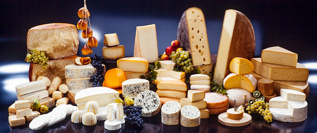 assortment of cheese 1140188344