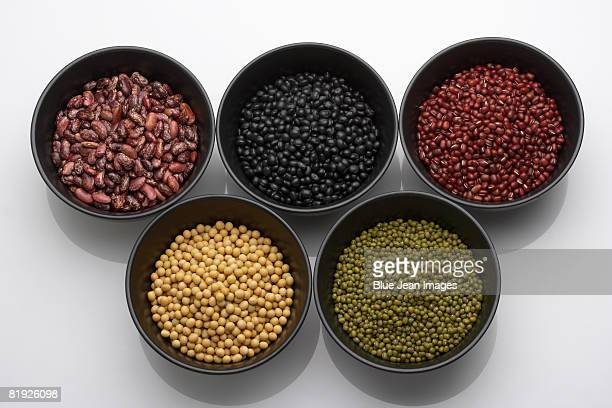 Assortment of Chinese dried beans