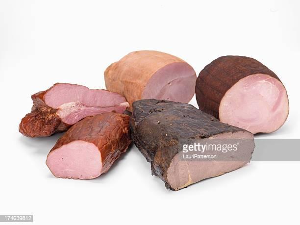 Assortment of Deli Meats