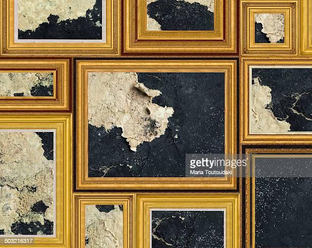 Assortment of frames