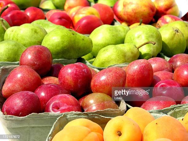 Variedade de Frutas