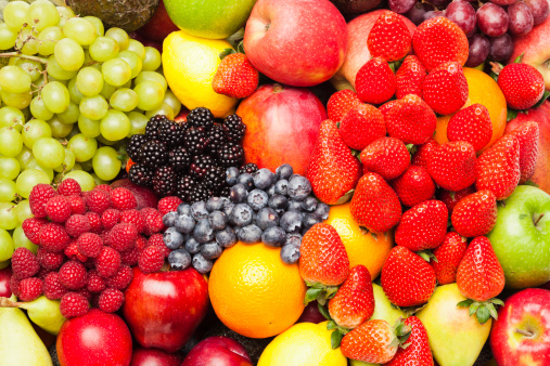 Assortment of fruits 173255460