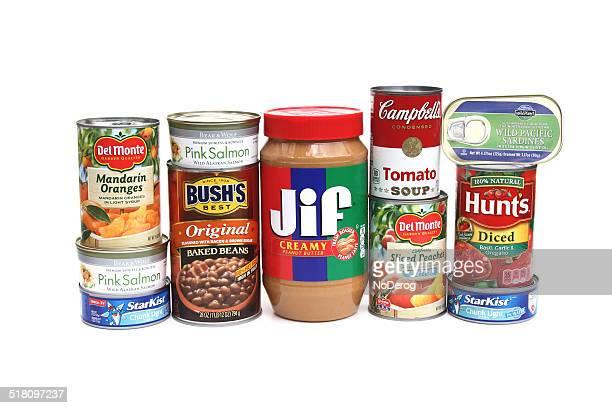 Assortment of groceries