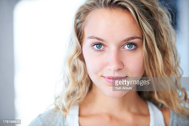 assured and confident - young beauty - pretty blondes stock pictures, royalty-free photos & images