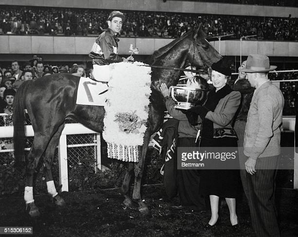 Astaire's Colt Outsteps Albany Field Albany Calif Fred Astaire's 6yearold Triplicate danced out in front by two and one quarter lengths at Golden...