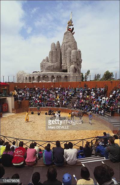 Asterix park in France On June 16 1991