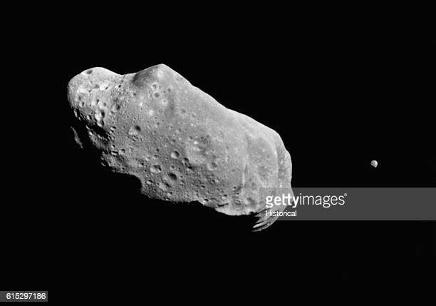Asteroid 243 Ida and Its Moon
