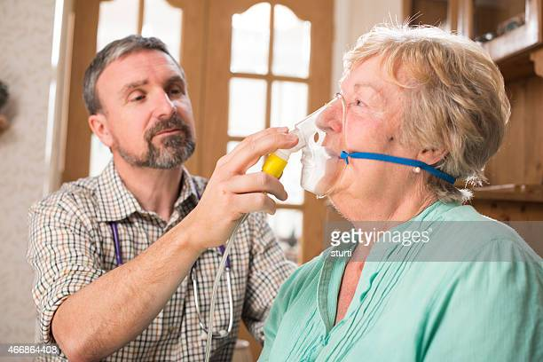 asthma attack in safe hands
