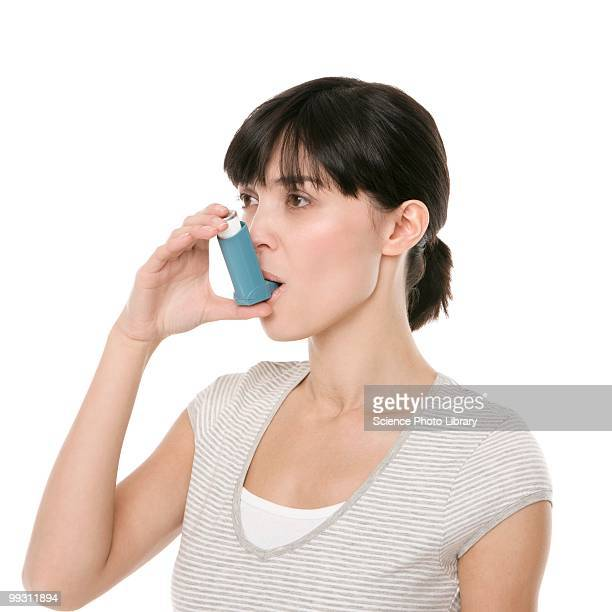 Asthma inhaler use