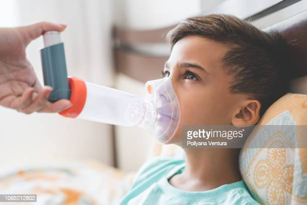 asthma - copd stock photos and pictures
