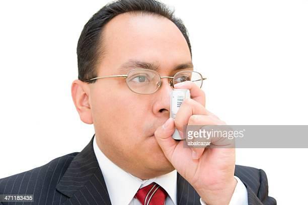 Asmático ejecutivo