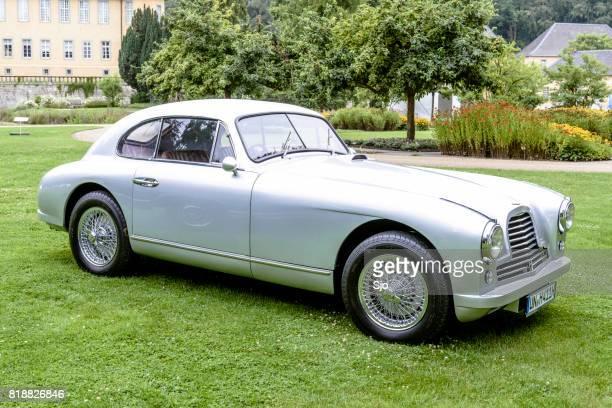 Aston Martin DB2 classic British sports car