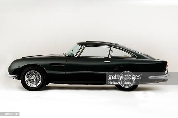 Aston Martin DB4 GT Artist Unknown