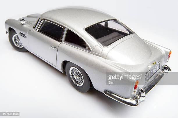 Aston Martin DB5 klassische James Bond Sportwagen-Modell