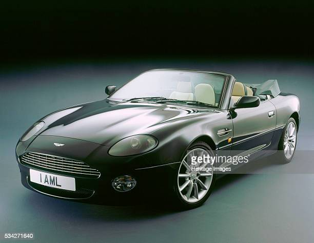 Aston Martin DB7 Vantage V12 2000